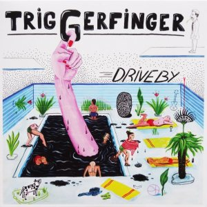 Triggerfinger - Driveby cover art