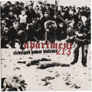 Apartment 213 - Cleveland Power Violence cover art