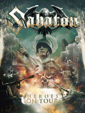 Sabaton - Heroes on Tour cover art