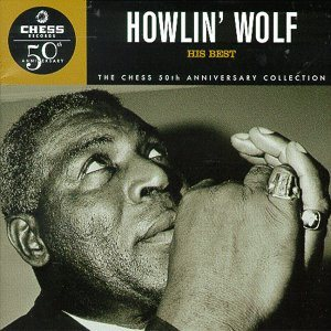 Howlin' Wolf - His Best cover art