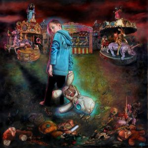 KoRn - The Serenity of Suffering cover art