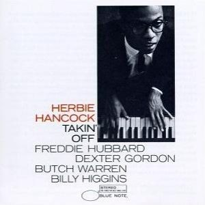 Herbie Hancock - Takin' Off cover art