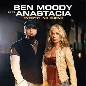 Ben Moody - Everything Burns cover art