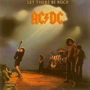 AC/DC - Let There Be Rock cover art