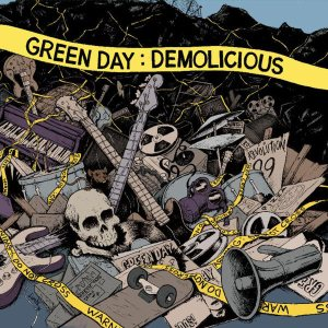 Green Day - Demolicious cover art