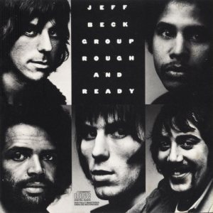 Jeff Beck Group - Rough and Ready cover art