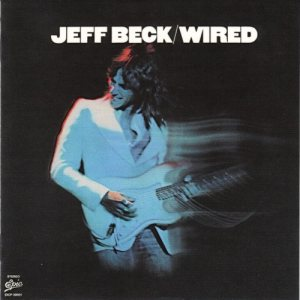 Jeff Beck - Wired cover art