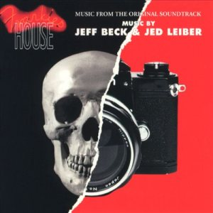Jeff Beck & Jed Leiber - Frankie's House cover art