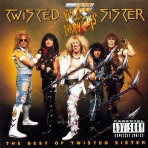 Twisted Sister - Big Hits & Nasty Cuts: the Best of Twisted Sister cover art