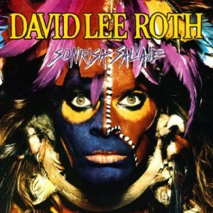 David Lee Roth - Sonrisa salvaje cover art