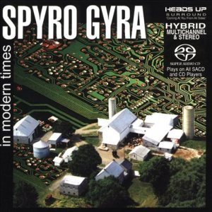 Spyro Gyra - In Modern Times cover art