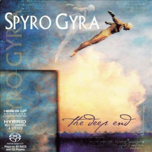 Spyro Gyra - The Deep End cover art