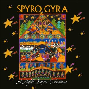 Spyro Gyra - A Night Before Christmas cover art