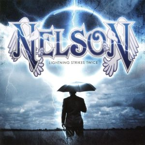 Nelson - Lightning Strikes Twice cover art