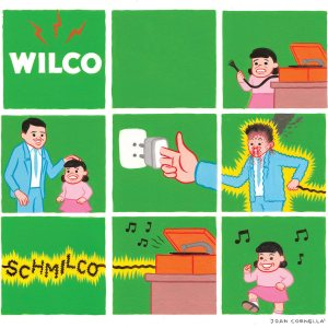 Wilco - Schmilco cover art