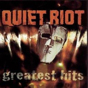 Quiet Riot - Greatest Hits cover art