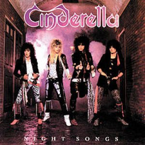 Cinderella - Night Songs cover art