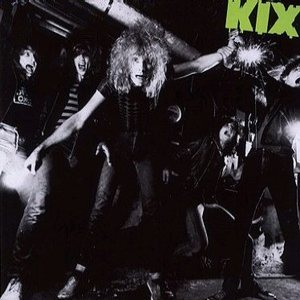 Kix - Kix cover art