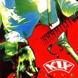 Kix - Live cover art