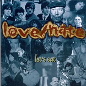 Love/Hate - Let's Eat cover art