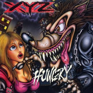 XYZ - Hungry cover art