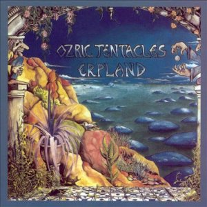 Ozric Tentacles - Erpland cover art