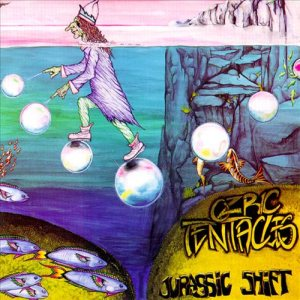 Ozric Tentacles - Jurassic Shift cover art
