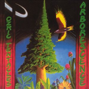 Ozric Tentacles - Arborescence cover art
