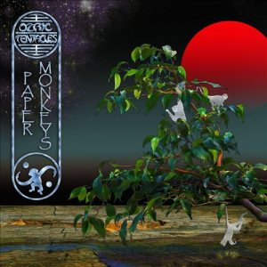 Ozric Tentacles - Paper Monkeys cover art