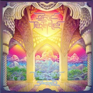 Ozric Tentacles - Technicians of the Sacred cover art