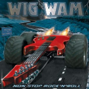 Wig Wam - Non Stop Rock'n'Roll cover art