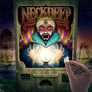 Neck Deep - Wishful Thinking cover art