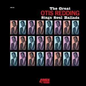 Otis Redding - The Great Otis Redding Sings Soul Ballads cover art