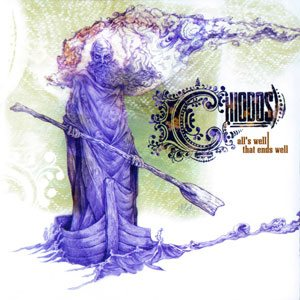 Chiodos - All's Well That Ends Well cover art