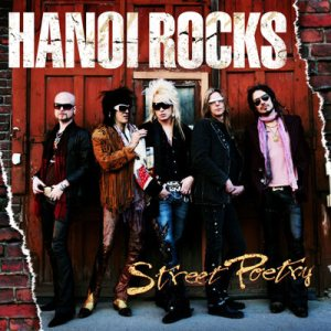 Hanoi Rocks - Street Poetry cover art