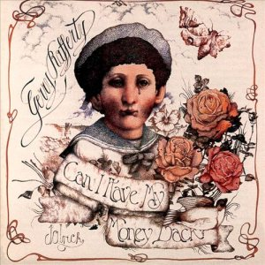 Gerry Rafferty - Can I Have My Money Back? cover art