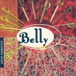 Belly - Super-Connected cover art