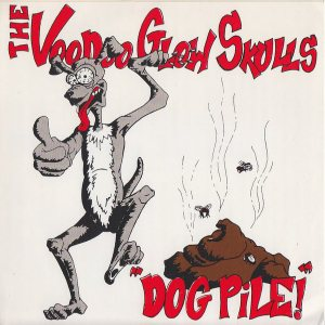 Voodoo Glow Skulls - Dog Pile! cover art
