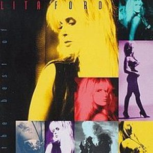 Lita Ford - The Best of Lita Ford cover art
