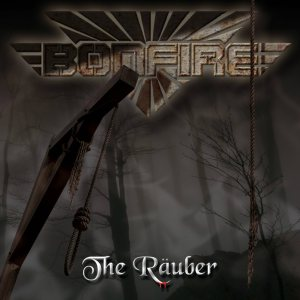 Bonfire - The Räuber cover art
