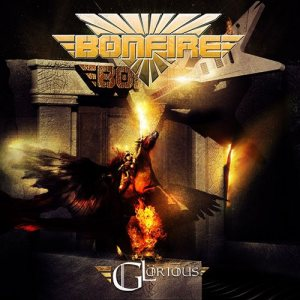 Bonfire - Glorious cover art