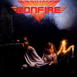 Bonfire - Don't Touch the Light cover art