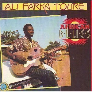 Ali Farka Touré - African Blues cover art