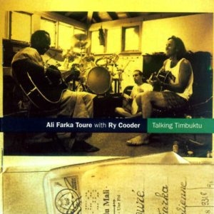 Ali Farka Touré - Talking Timbuktu cover art