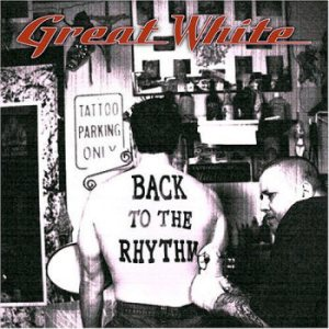 Great White - Back to the Rhythm cover art