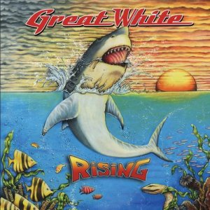 Great White - Rising cover art
