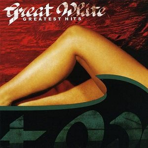 Great White - Greatest Hits cover art