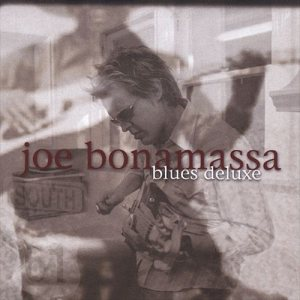 Joe Bonamassa - Blues Deluxe cover art