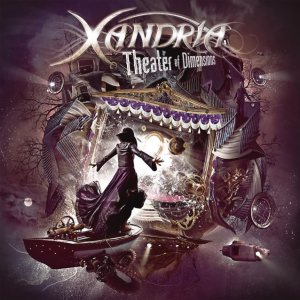 Xandria - Theater of Dimensions cover art