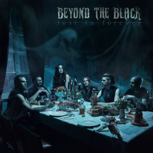 Beyond The Black - Lost in Forever cover art